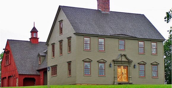 New England Colonial Home Plans Colonial Style House Plan 3 Beds 3 Baths 2970 Sq Ft Plan