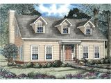 New England Home Plans Elbring New England Style Home Plan 055d 0155 House