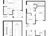 New Home Floor Plans the ascot at Kingmeadow In Oshawa by the Minto Group 2018