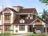 New Home Plan 2400 Sq Ft New House Design Kerala Home Design and Floor
