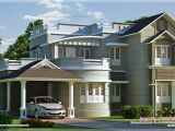 New Home Plan Design New Style Home Exterior In 1800 Sq Feet Kerala Home