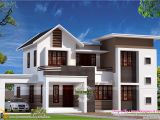 New Home Plan New House Design In 1900 Sq Feet Kerala Home Design and