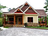 New Home Plans with Basements Craftsman House Plans with Walkout Basement Unique House