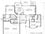 New Home Plans with Inlaw Suite House Plans and Design Contemporary House Plans with