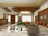 New Home Plans with Interior Photos Modern and Unique Dining Kitchen Interior Kerala Home
