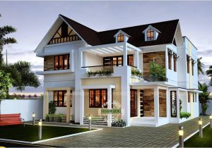 New Home Plans with Photos 28 Sloped Roof Bungalow Font Elevations Collection 1
