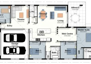 New Home Plans with Photos the New York House Plan