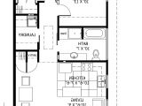 New Home Plans17 17 New Small Home Plans Under 600 Sq Ft Home Plan Home
