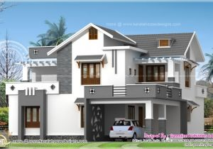New Kerala Home Plans New Model House Plans India House Plan 2017