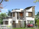 New Kerala Style Home Plans Kerala House Plan Kerala House Elevation at 2991 Sqft Flat