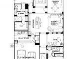 New Model Home Plan Trilogy at Vistancia Nice Floor Plan Model Home Shea