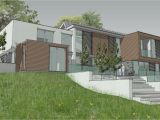 New Modern Home Plans Contemporary House Design Progresses Through Feasibility