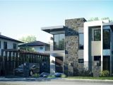 New Modern Home Plans Double Floor New Modern House Design with Plan Home Pictures