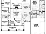 New orleans Home Floor Plans New orleans House Plans Traditional Floor Plan New