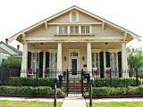 New orleans Home Plans New orleans Craftsman Style Homes
