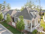 New orleans Home Plans Private Courtyard Traditional Exterior New orleans