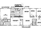 New River Mobile Homes Floor Plans Manufactured Home Floor Plan Clayton Riverland Riv Kaf