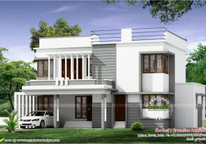New Style Home Plans New Modern House Architecture Kerala Home Design and