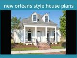 New Style Home Plans Raised House Plans New orleans Arts with New orleans