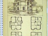 New Victorian Home Plans Antique Home Floor Plans Luxury Vintage Victorian House