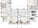 New World Homes Floor Plans Floor Plan Friday U Shaped 5 Bedroom Family Home