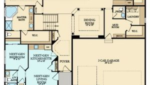 Nextgen Homes Floor Plans Multigenerational Housing In the 21st Century