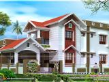 Nice Home Plans 2401 Square Feet Nice House Renderings Kerala Home
