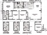 Nobility Mobile Home Floor Plans solitaire Mobile Homes Floor Plans solitaire Home Design