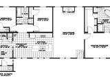 Norris Homes Floor Plans Manufactured Home Floor Plan Clayton norris C Series