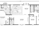 Norris Homes Floor Plans Mobile Home Floor Plan norris by Clayton Plans attractive