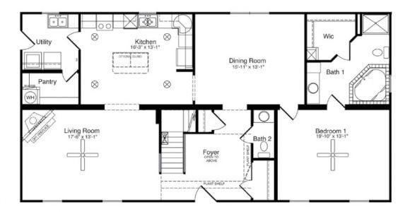 North Carolina Home Plans Modular Home Floor Plans north Carolina Homes