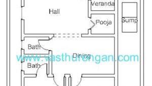 North Facing Home Plans as Per Vastu Vastu Plan for north Facing Plot 2 Vasthurengan Com