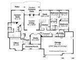 Oakley Home Builders Floor Plan Craftsman House Plans Oakley 30 691 associated Designs