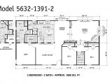 Oakwood Homes Floor Plans Modular 1997 Oakwood Mobile Home Floor Plan Modern Modular Home