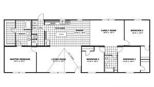 Oakwood Manufactured Homes Floor Plans Oakwood Homes Oakwood Homes Floor Plans Manufactured Homes