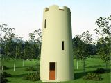 Observation tower House Plans tower House Plan Earthbag House Plans