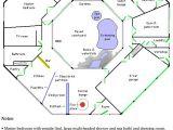 Octagon Houses Plans Details About Octagon House Plans Home Vintage Blueprint