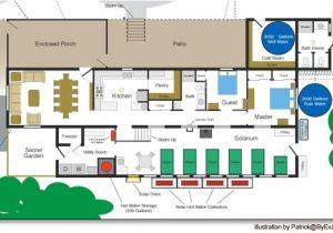 Off the Grid Home Plans Passive solar House Plans for Our Off Grid Homestead