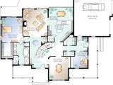 Office5 Plans Home House Plans with Home Office Home Deco Plans