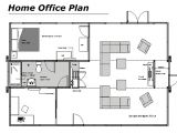 Office5 Plans Home Modern Home Office Floor Plans for A Comfortable Home
