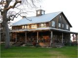 Old Barn Style House Plans Exterior Of Meyer Barn Love the Cupola Wrap Around