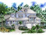 Old Florida Home Plans Unique Old Florida Design 66204we 1st Floor Master