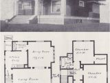 Old Home Plans 1908 Craftsman Style Bungalow Plan Western Home Builder
