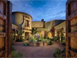 Old World House Plans Courtyard Old World Style Home Beringer Fine Homes