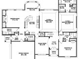 One and A Half Storey Home Plans 653992 One and A Half Story 4 Bedroom 3 5 Bath French