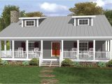 One and A Half Storey Home Plans One and A Half Story House Plans with Porches Number One