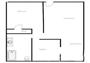 One Bedroom Home Floor Plans 1 Bedroom House Floor Plans 3 Bedroom House 1 Bedroom 1