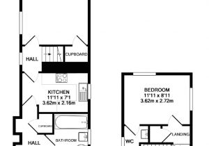 One Bedroom Home Floor Plans Small House Floor Plans Netthe Best Images Of and 1