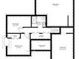One Bedroom Home Plans Floor Plan for One Bedroom House 28 Images Apartments