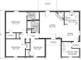 One Bedroom House Plans 1000 Square Feet 2 Bedroom House Plans 1000 Square Feet Home Plans